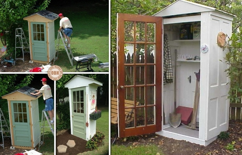 Diy Four Door Shed The Owner Builder Network