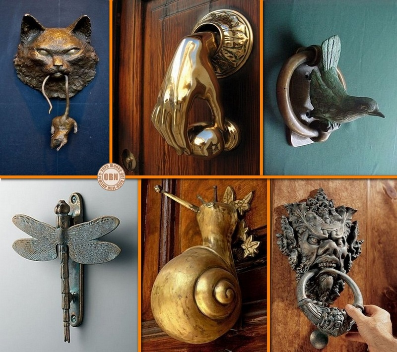 Unique Door Knockers
