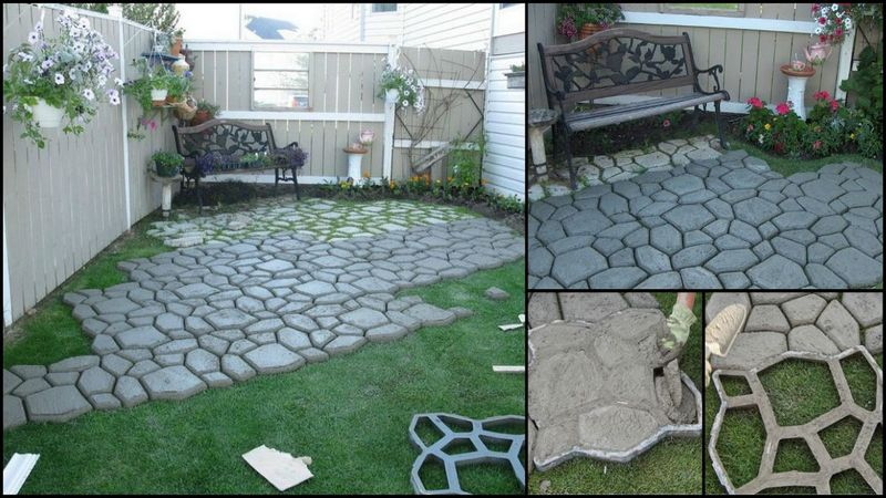 Diy Paved Patio The Owner Builder Network