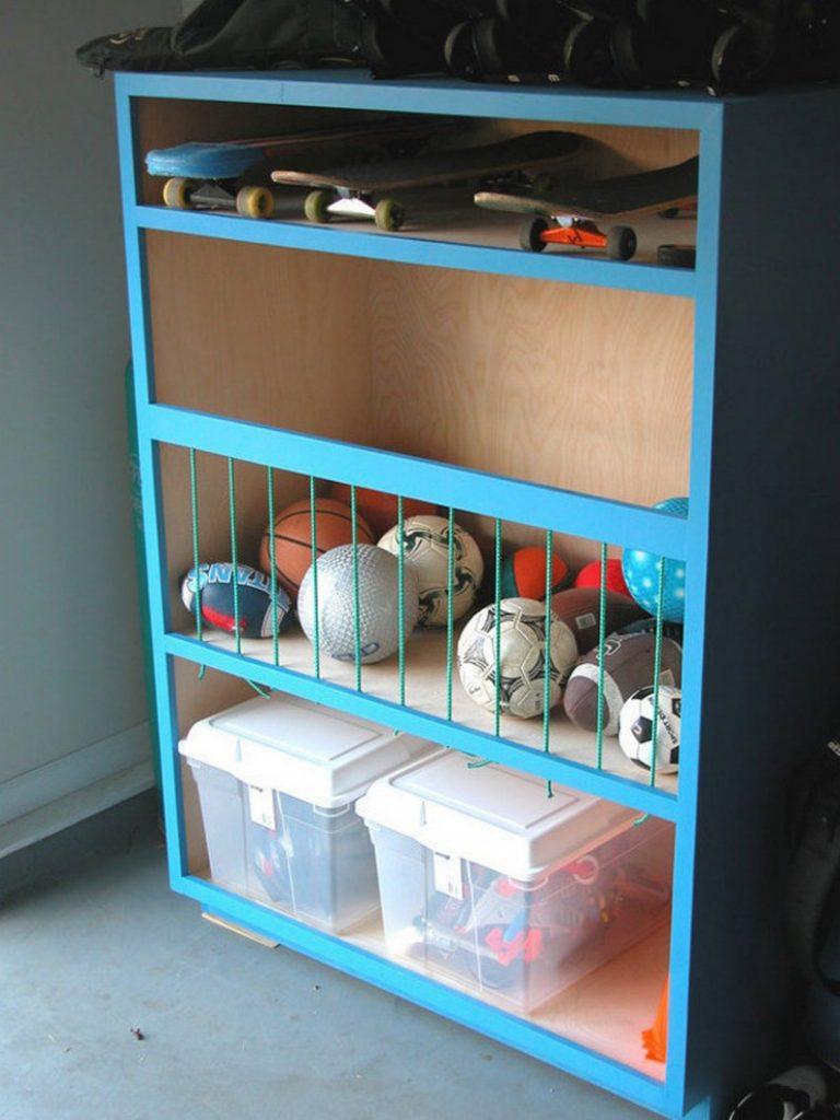 Toy Storage Ideas