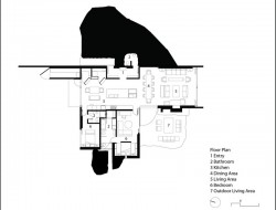 The Pierre Concrete House - Plan 02
