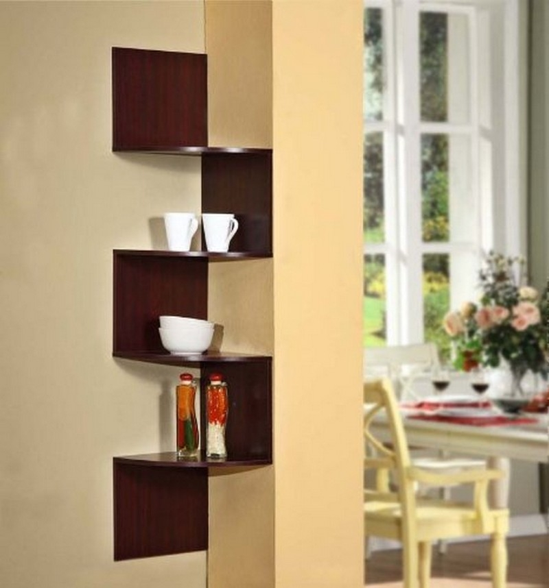 Shelves For Corners 100 DIY Wall Shelf Projects White Shelves ...