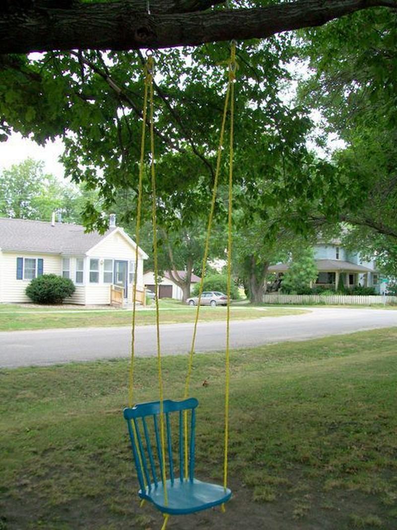 Tree Swing Chair Tree Swing