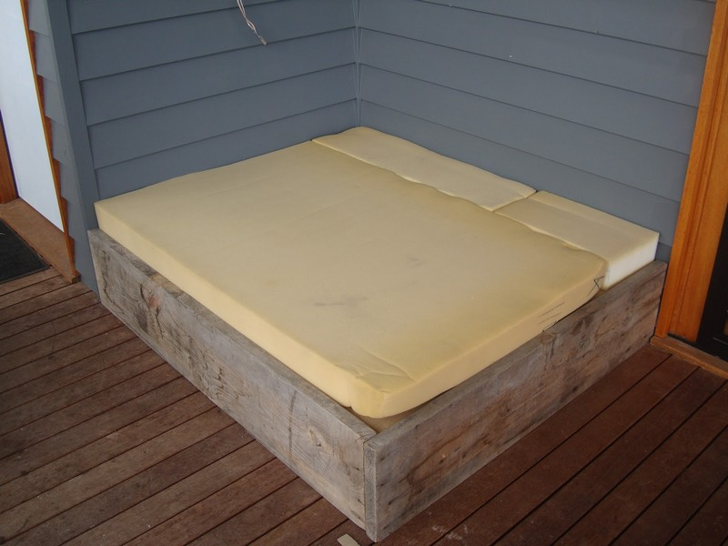 DIY Day Bed - Cushion