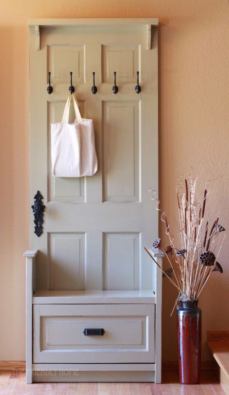 & DIY Door Entry Bench | The Owner-Builder Network