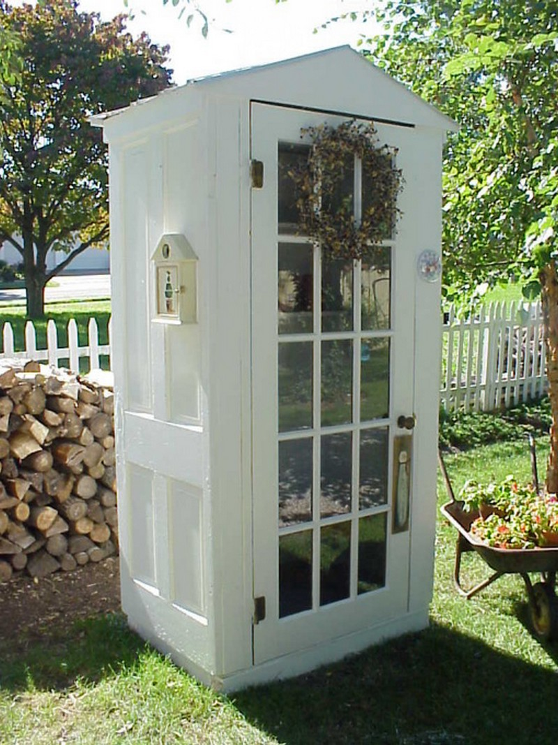 DIY Four-Door Shed | The Owner-Builder Network