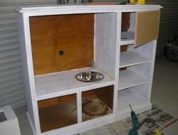 DIY Play Kitchen - Additional Details