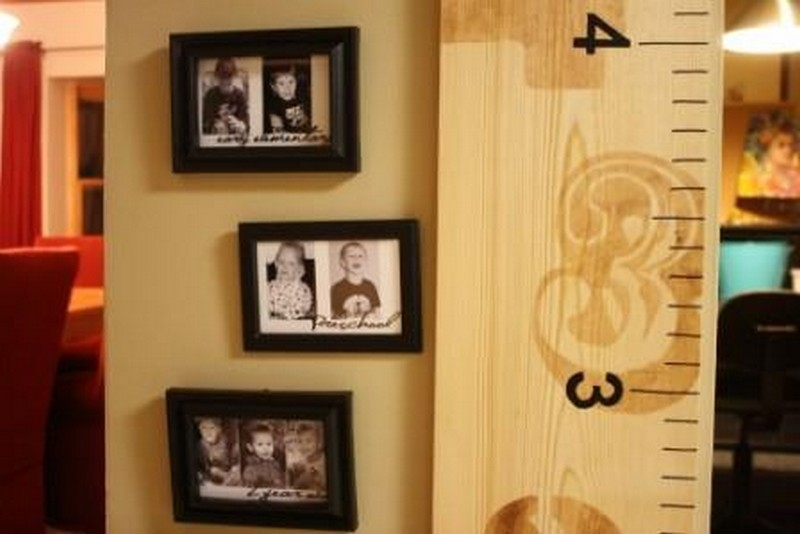 Diy Ruler Growth Chart The Owner Builder Network