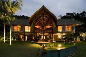 Leaf House – Indigenous ingenuity