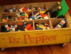 Bottle Case Toy Storage