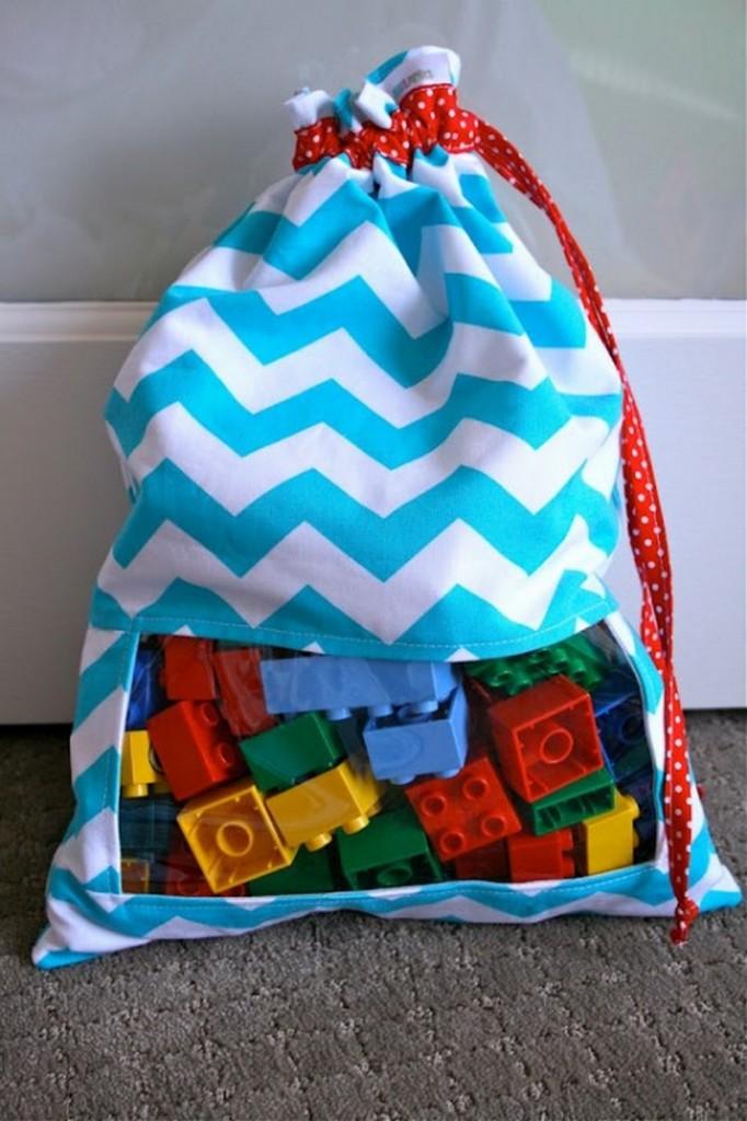 Bag Toy Storage