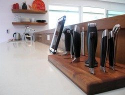 Counter Knife Block