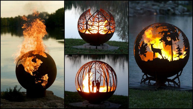FirePitSphere