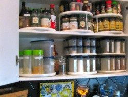 Lazy Susan Pantry Storage