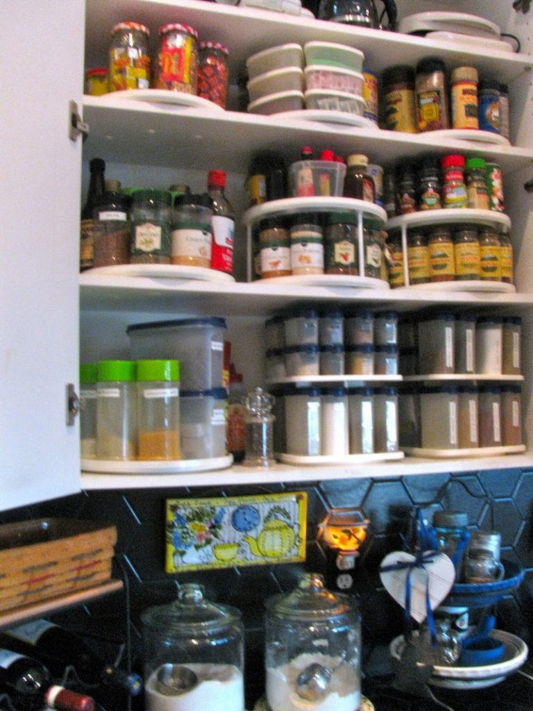 Exceptional Lazy Susan Pantry Storage