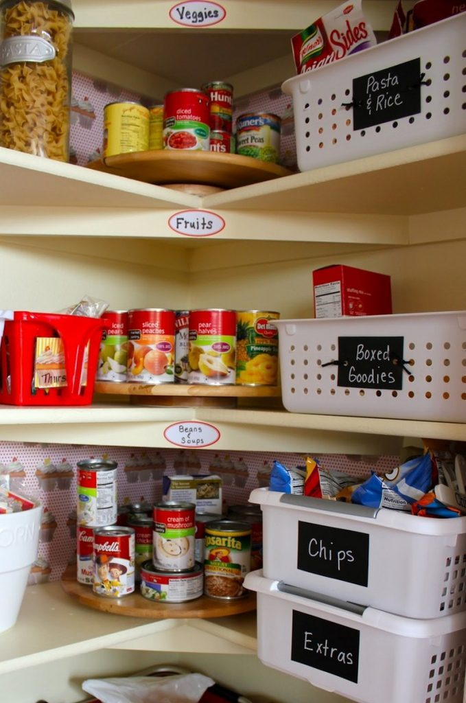 Bon Lazy Susan Pantry Storage