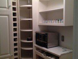 Lazy Susan Pantry Storage
