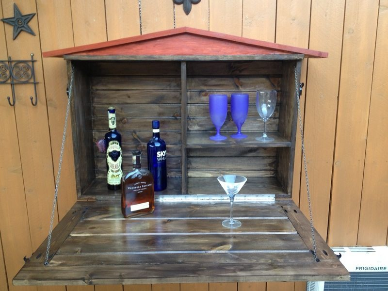 Image Result For How To Build A Garden Bar