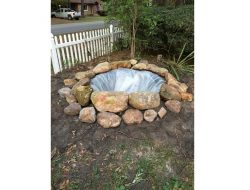 Recycled Tire Pond