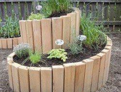 Spiral Herb Gardens