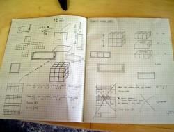DIY Rubik's Cube Dresser - Plan