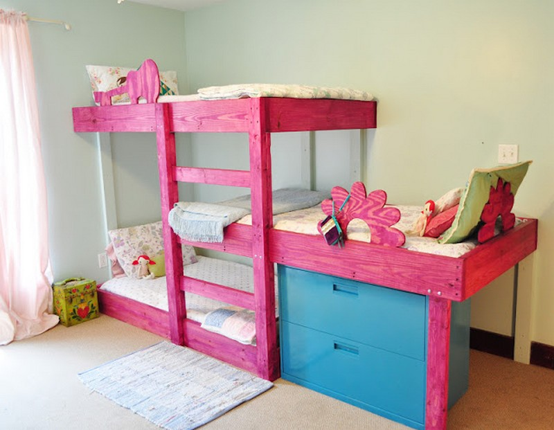 25 Diy Bunk Beds With Plans: The Owner-Builder Network