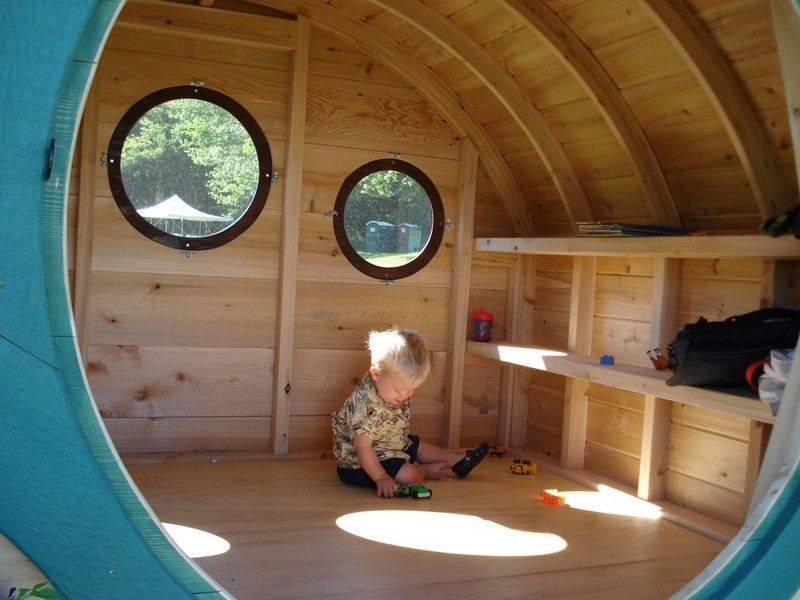 Hobbit Hole Playhouses The Owner Builder Network