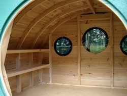Hobbit Hole Playhouses