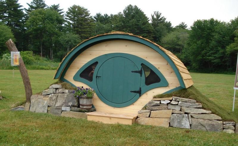 Hobbit Hole Playhouses Playhouses Hobbit Hole Hobbit Home