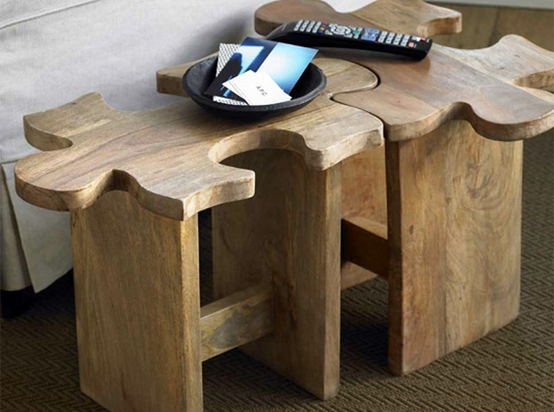 Jigsaw Coffee Table The Owner Builder Network