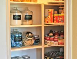 Diy Lazy Susan Pantry Storage