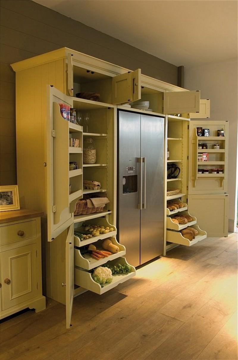 Полезные идеи хранения на кухне(56 идей). обсуждение на live.