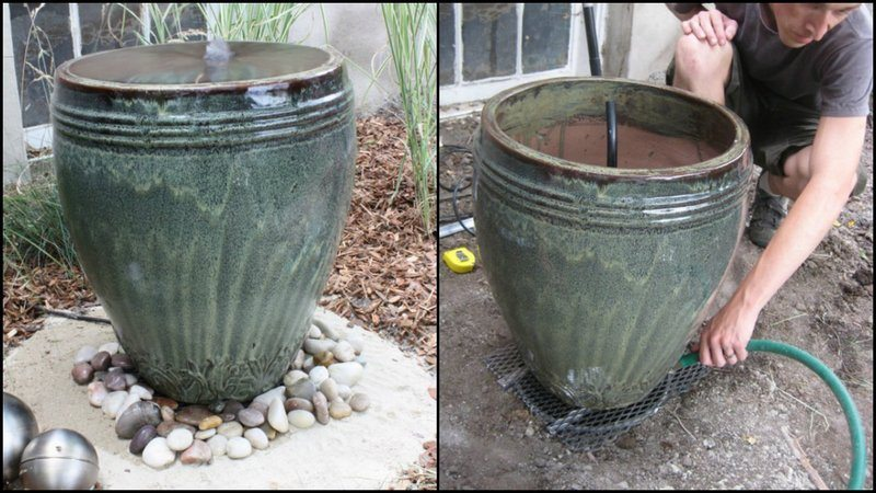 Diy Backyard Fountain The Owner Builder Network