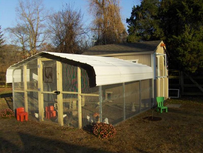 Barns And Carports : Turn a carport into barn the owner builder network