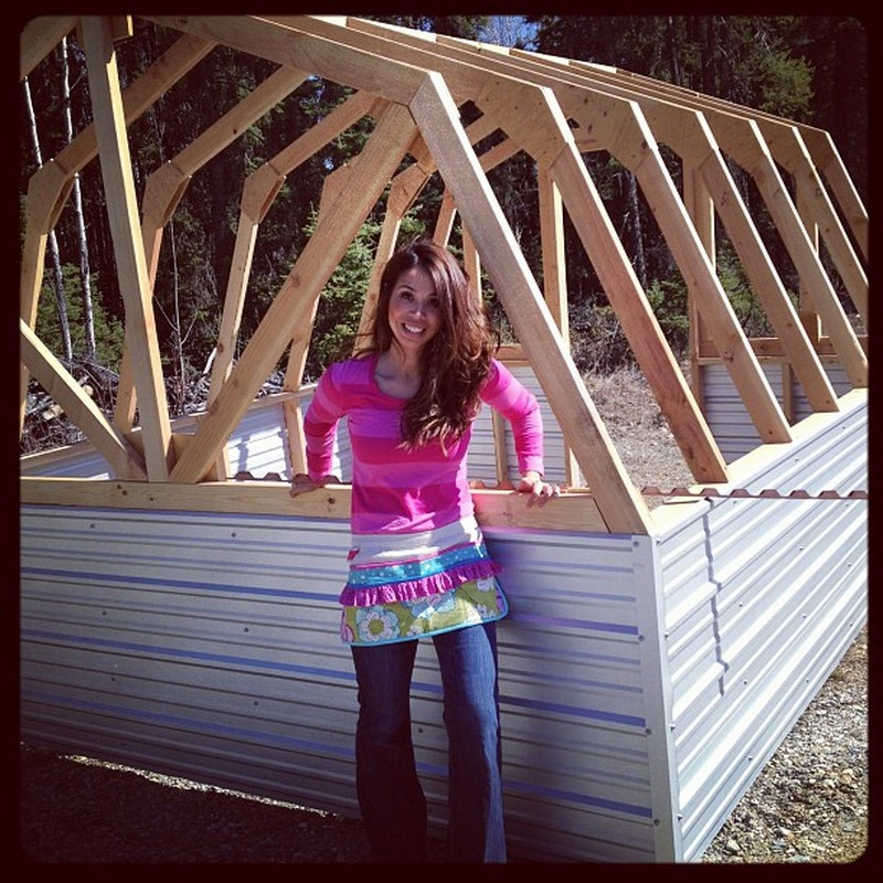 Diy Barn Greenhouse The Owner Builder Network