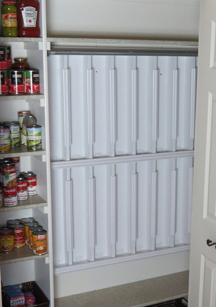 DIY Rotating Canned Food System