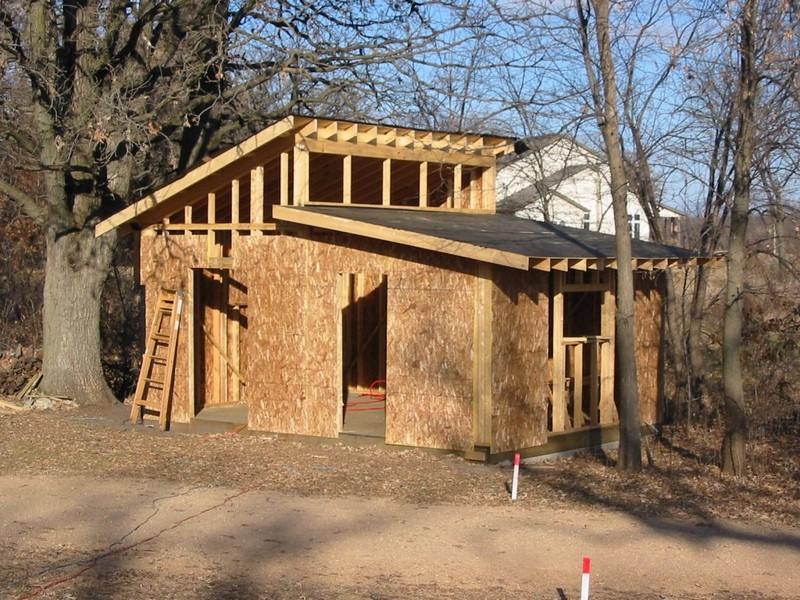 Diy Garden Shed The Owner Builder Network