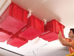 DIY Sliding Storage System
