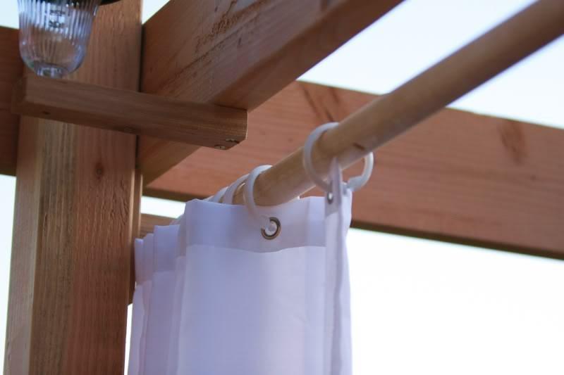 DIY Solar Outdoor Shower