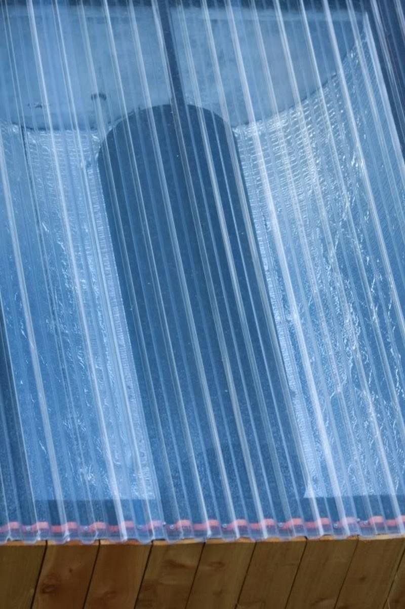 Diy Solar Outdoor Shower The Owner Builder Network