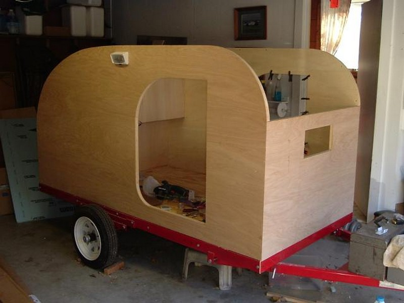 Build your own teardrop trailer from the ground up | The ...