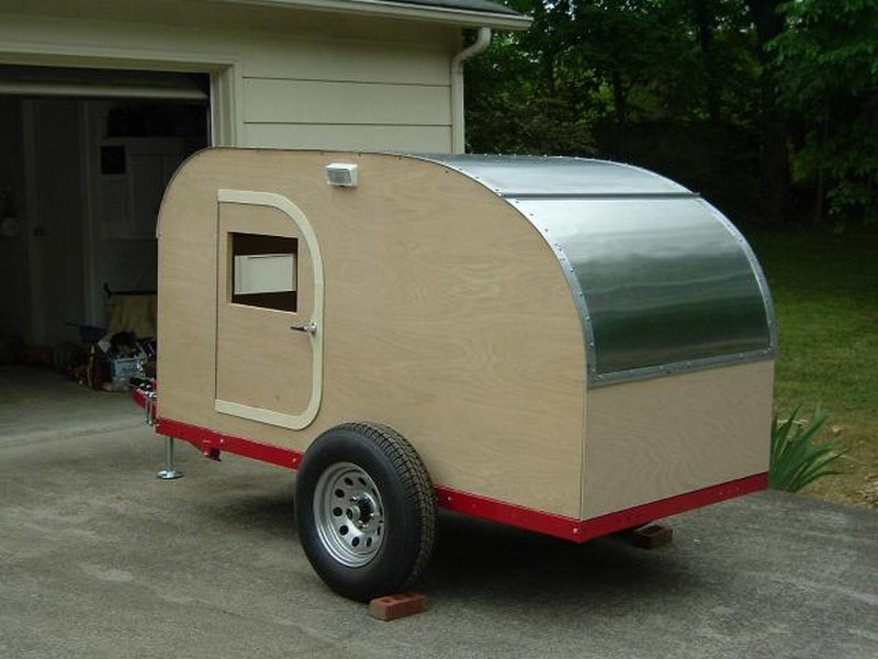 Build your own teardrop trailer from the ground up – The Owner