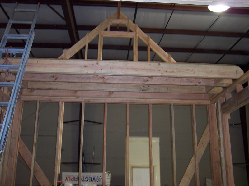 DIY Tiny Cottage - Ceilings