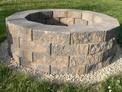 Fire Pit How-To - The Finish Fire Pit