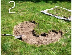 Fire Pit How-To - Step 2
