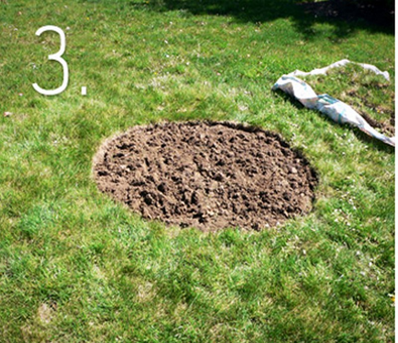Fire Pit How-To - Step 3