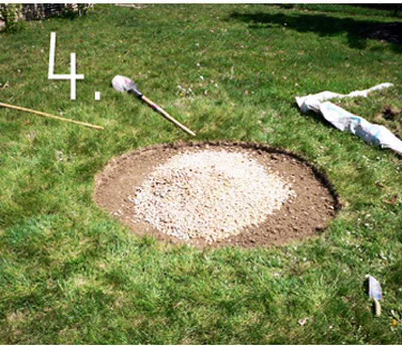Fire Pit How-To - Step 4