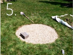 Fire Pit How-To - Step 5