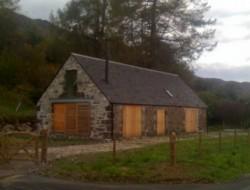 Leachachan Barn - Loch Duich, Scotland