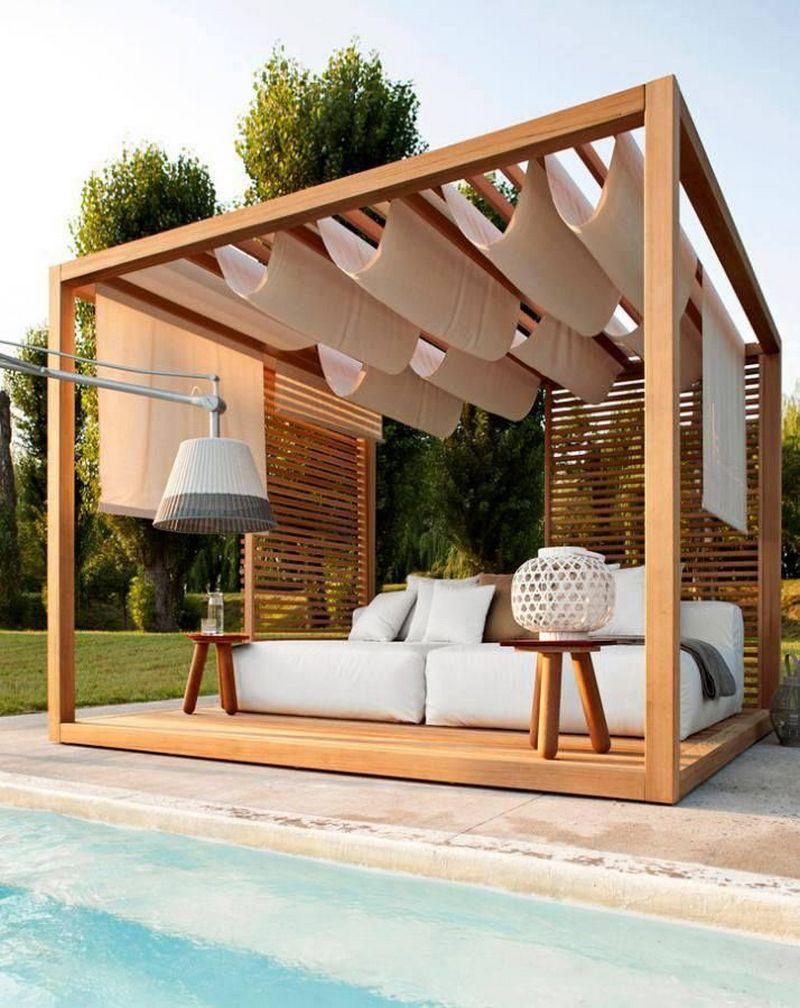- DIY Backyard Pergola